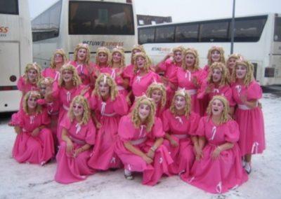 DeurDouwer Dames Fruhshop 2011